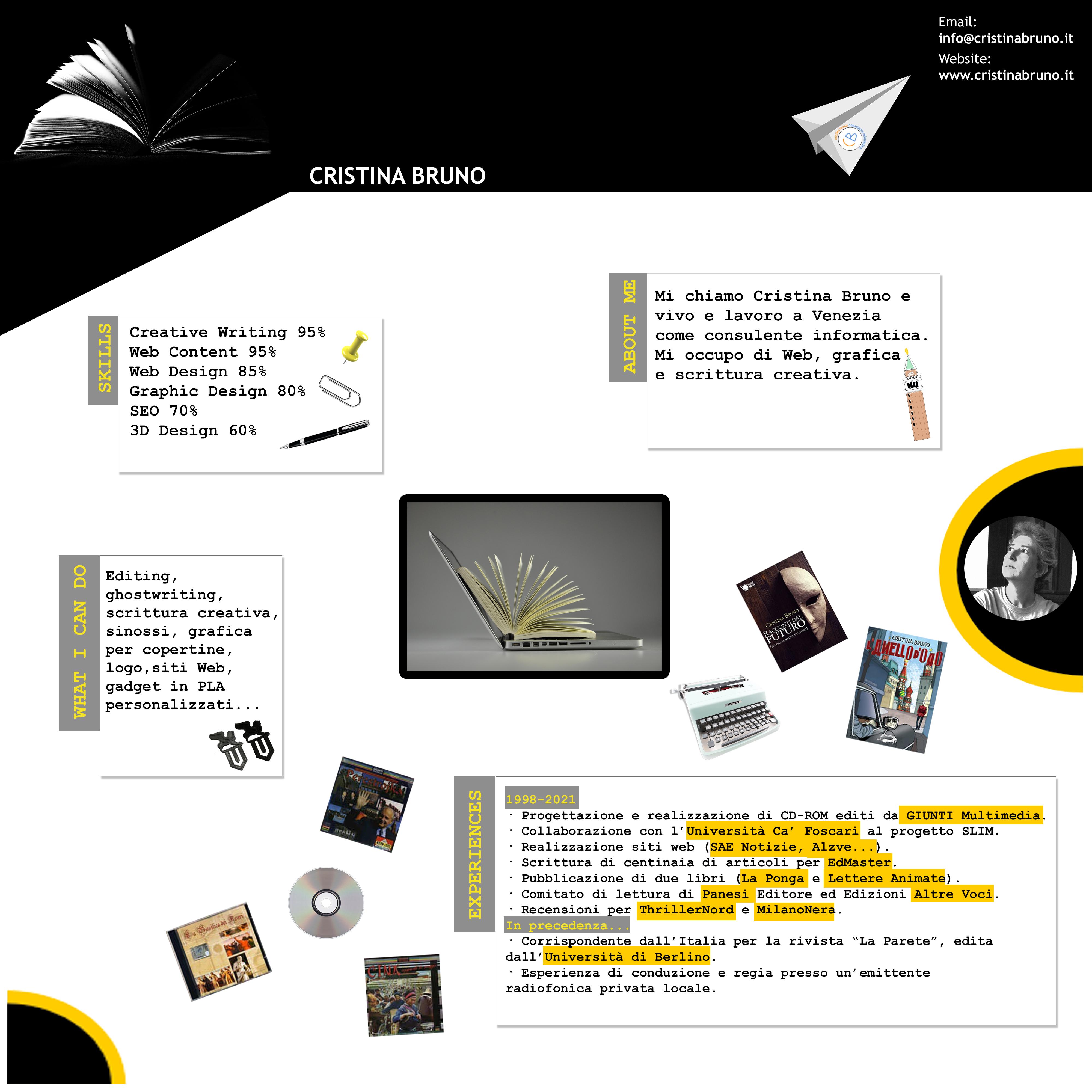 infografica curriculum