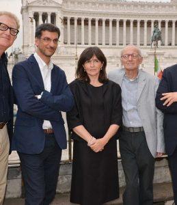Intervista ai finalisti del Premio Campiello 2013 tratta da CSI Multimedia