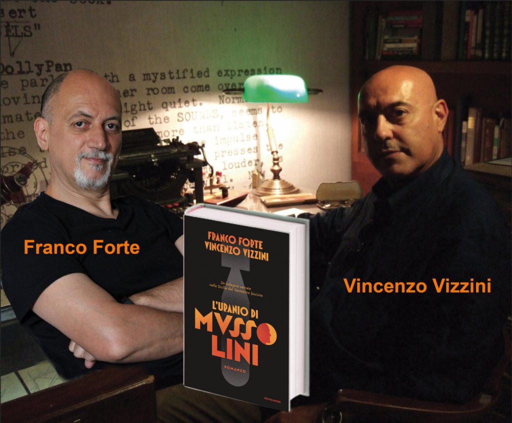 Franco Forte e Vincenzo Vizzini